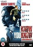 I Know You Know [DVD]