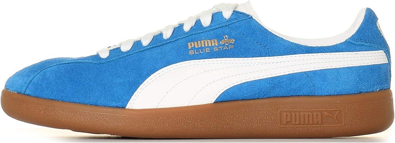 Puma Blue Star Royal White, blue, 8.5