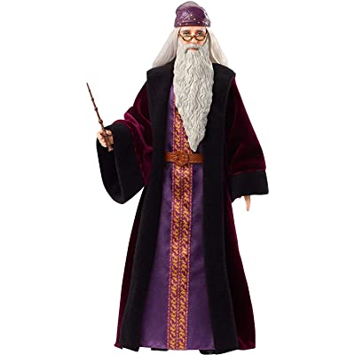 Harry Potter Albus Dumbledore Doll: Toys & Games