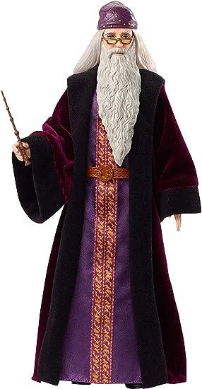 Amazon.es: Harry Potter Muñeco Dumbledore de la colección de Harry ...