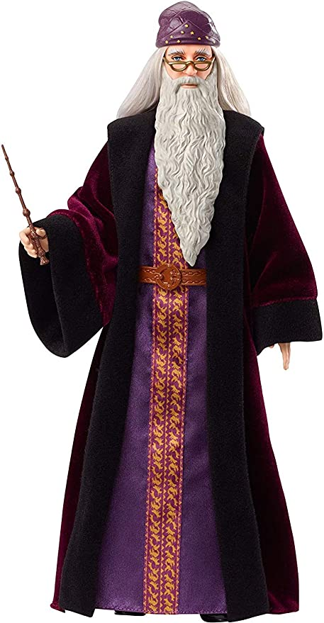 Amazon.es: Harry Potter Muñeco Dumbledore de la colección de Harry ...