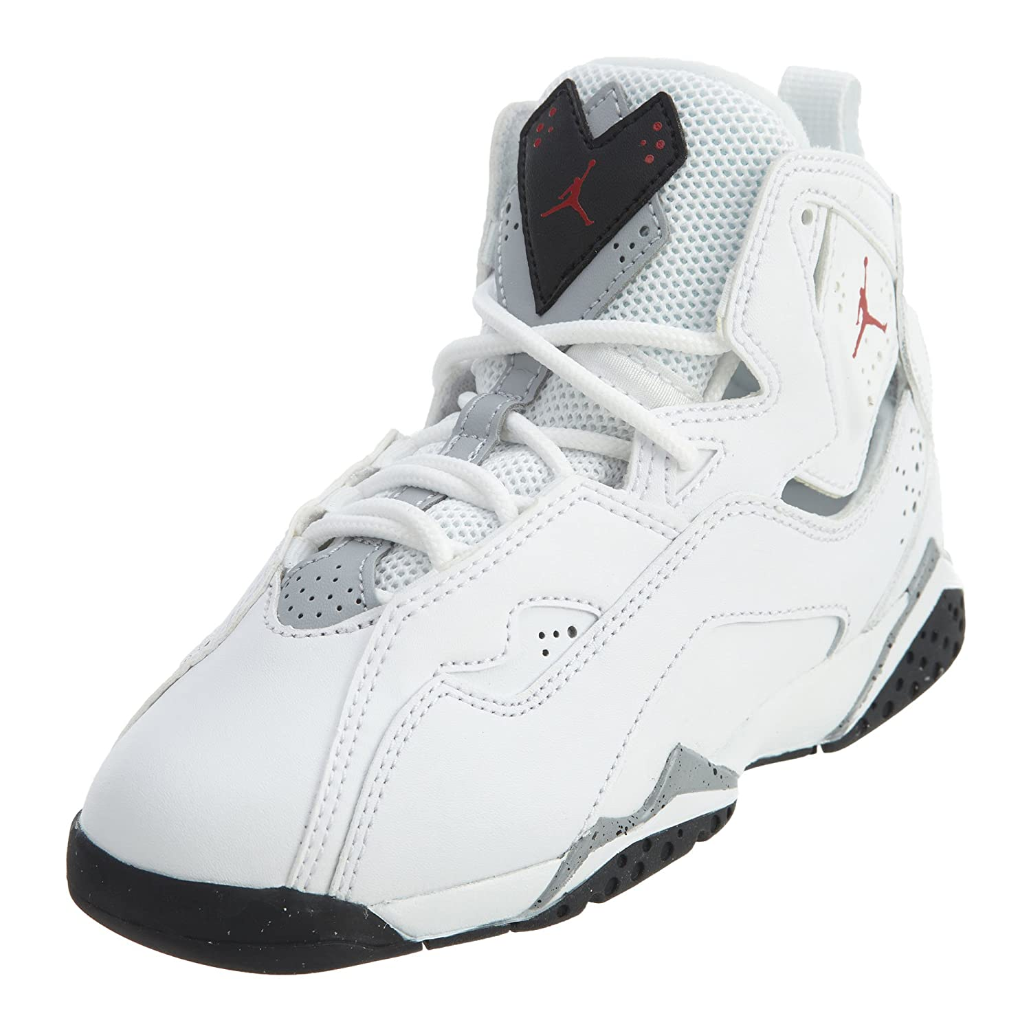 71423a0c1efe3 Amazon.com | Nike Boy's Jordan True Flight Basketball Shoe (PS ...