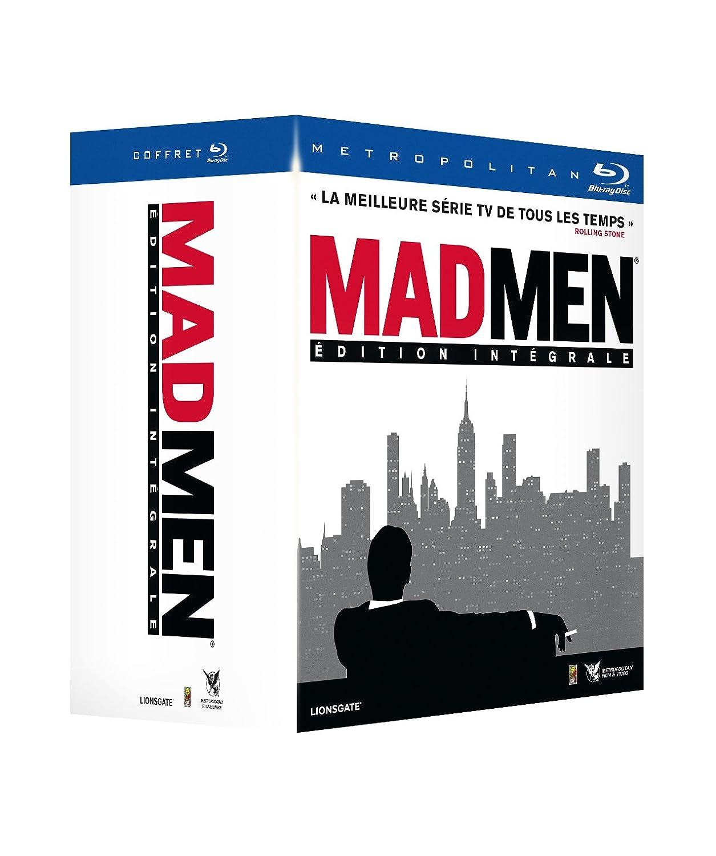 Mad Men - Lintégrale des Saisons 1 à 7 Francia Blu-ray ...