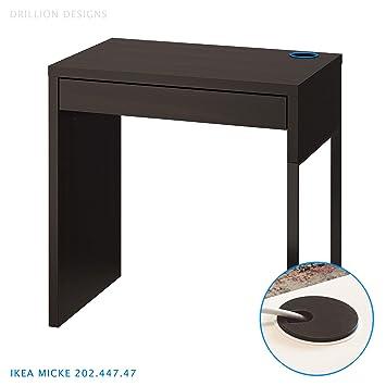 Amazon.com: IKEA Micke - Funda para agujero de muebles ...