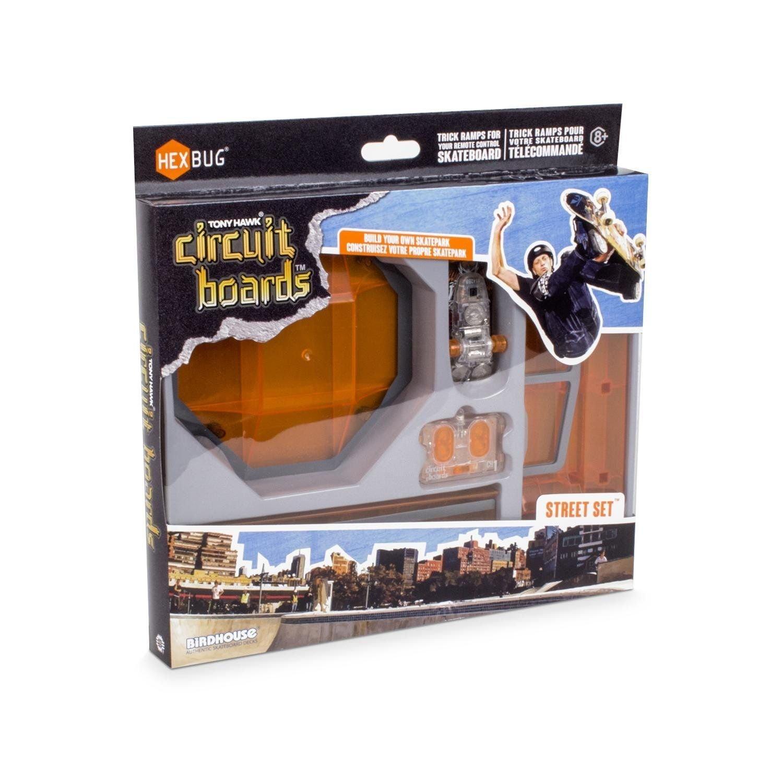 HEXBUG Street Set: Tony Hawk Circuit Boards by