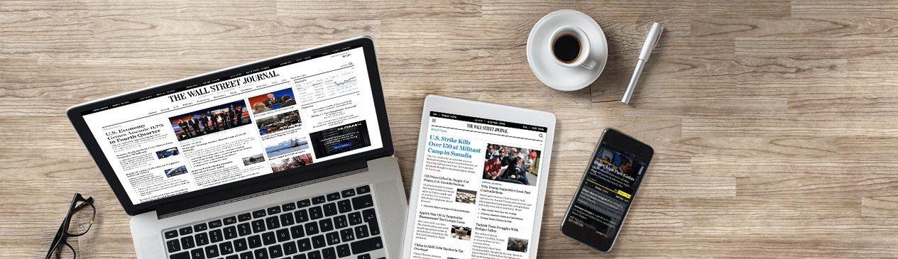 Amazon com: The Wall Street Journal Digital Membership