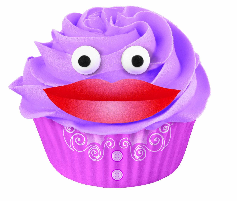 Wilton 415-8041 Girl Cupcake Decorating Kit