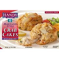 3 oz. Gluten Free Crab Cakes (6 ct.)