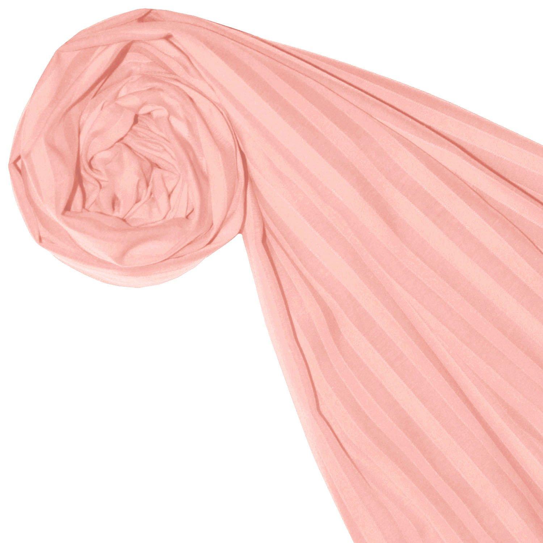 5019fda2d70d59 Lorenzo Cana Luxus Herren Schal aus feinster Baumwolle mit Seide aufwändig  jacquard gewebte dezente Web-Streifen ...