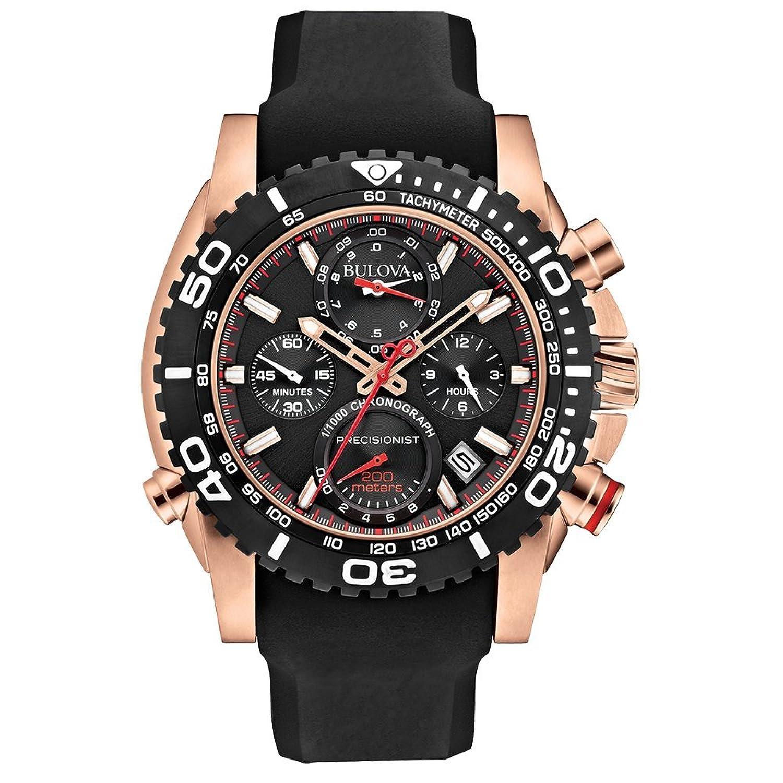 [ブローバ プレシジョニスト]BULOVA PRECISIONIST Chronographs 腕時計 メンズ 98B211[正規輸入品] B00J353NW0