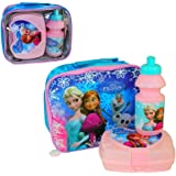 Disney Frozen 3-Piece Lunch Set (color may vary)