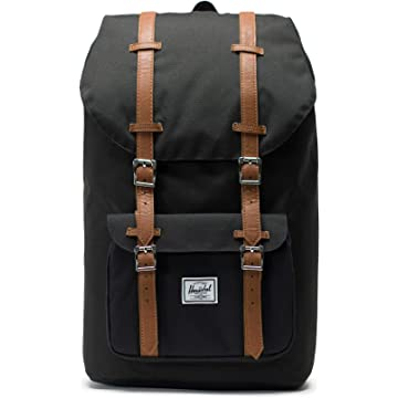 31378b1312e4 Herschel Little America Backpack-Black