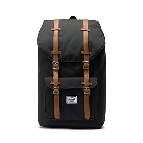 Herschel Supply Co. Little America Backpack, Black, One Size  Herschel  Supply Co  Amazon.ca  Luggage   Bags 03e5489679
