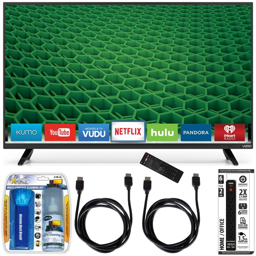 Vizio D48-D0 - D-Series 48-Inch Full-Array LED Smart TV