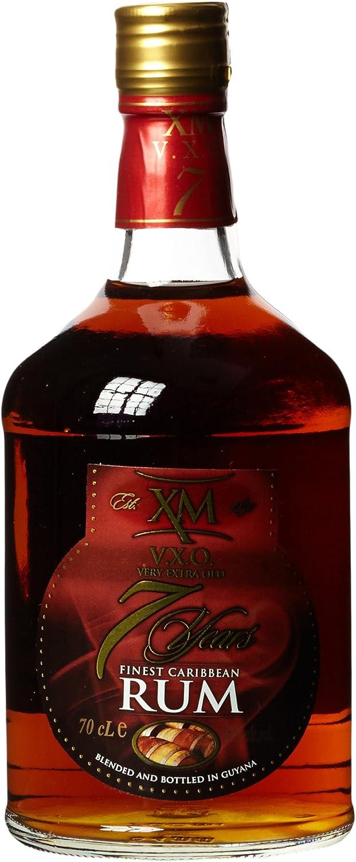 XM v.x.o. 7 años Demerara Rum (1 x 0,7 l): Amazon.es ...