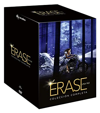 Pack: Erase Una Vez + Temporada Completa 1-7 [DVD]: Amazon.es ...