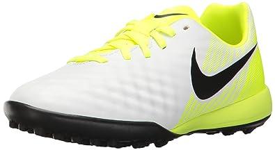 Nike Unisex Kinder Jr Magistax Opus II TF Fußballschuhe, Weiß (White