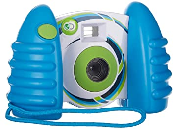 Amazon.com: Discovery Kids USB Compatible Digital Camera BLUE ...