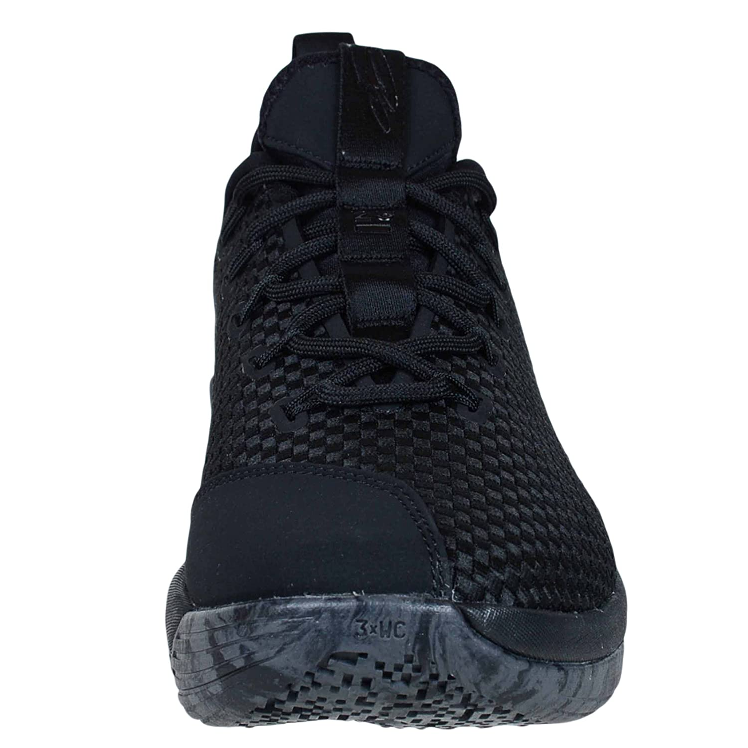 huge selection of cca5b 86e74 Nike Lebron Xiv14 Low Black Dark Grey Woven James Basketball Shoes - 11.5 D  (M) US  Buy Online at Low Prices in India - Amazon.in