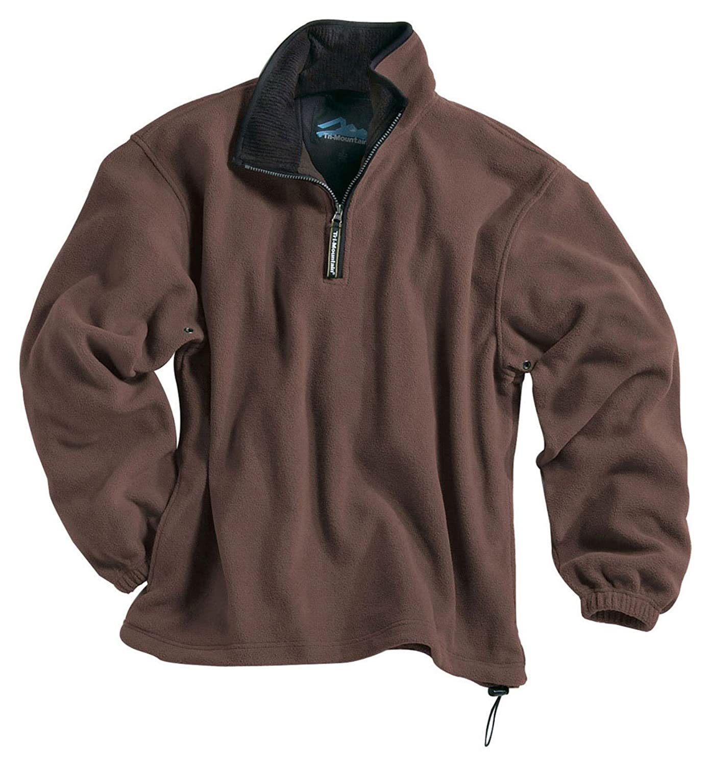 Port Authority Men's Comfort 1/4-Zip Fleece Pullover at Amazon ...