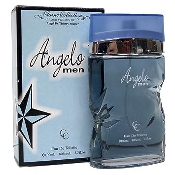 Amazoncom Angelo Angel Perfume For Him 33 Oz Eau De Toilette