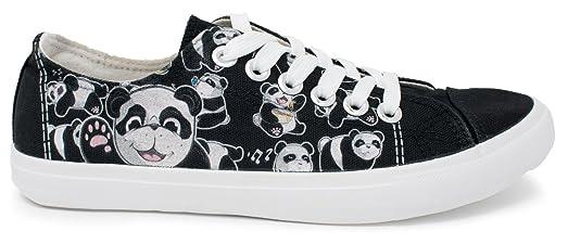 Panda Climbing Women Casual Sneakers Flat Classic Low Top Original
