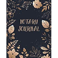 Notary Journal: Notary Log Book - Notary Public Record Book - Notary Public Journal to Record Notarial Acts - for 200…