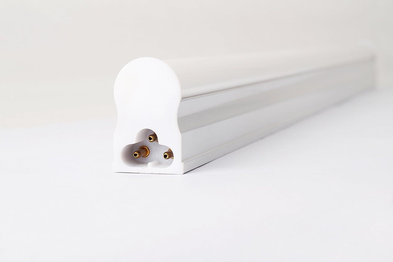 20//40pack T5 2Ft LED Integrated Tube Fluorescent Tube Light Lamp