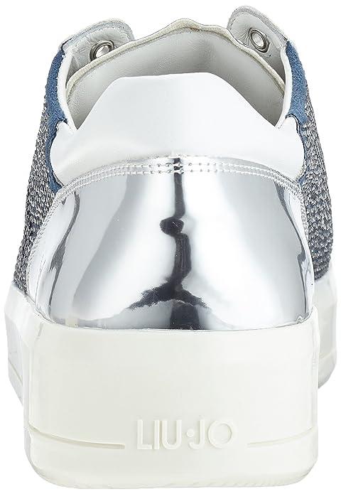 A Jo Fdo Sneakers Rose B18019t203010602 Con Pieni Strass Liu nTx8HqzOwH