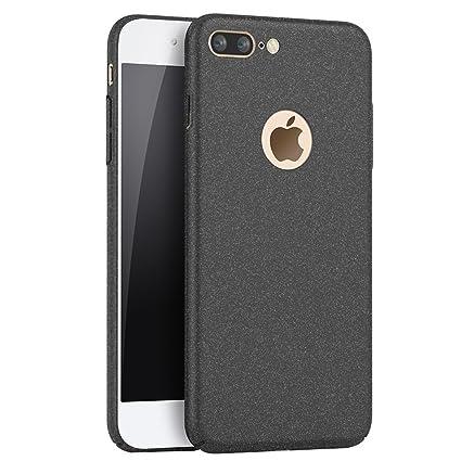 Amazon.com: IPhone 7 Plus Case, Yihailu Smoothly Rock Sand Matte ...