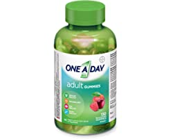 One A Day Gummies Adult Multivitamin, Specially Formulated and Great Tasting, 130 Gummies