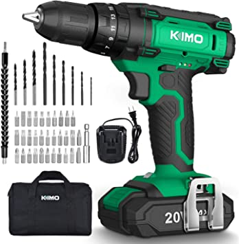 K I M O. KIMO-T20 Drill Driver featured image