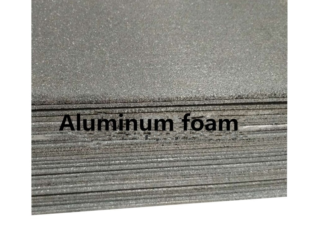 4mm Micro-Hole Aluminum Foam Foam Aluminum Super Capacitor-Specific Battery-Grade Foam Aluminum for Research Experimental New Materials (500mmX500mmX4mm) by KUNHEWUHUA (Image #2)