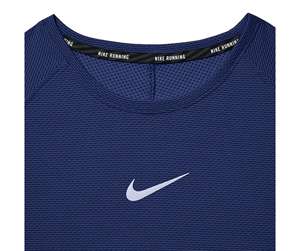 7c4dc8d41 NIKE Womens Dri-Fit AeroReact Running Shirt 686957 at Amazon Women's  Clothing store: