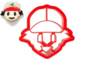 Ash Pokemon Cookie Cutter