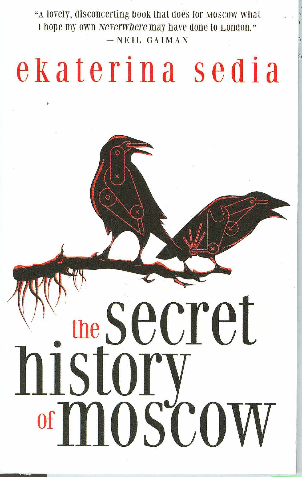 Download The Secret History of Moscow ebook