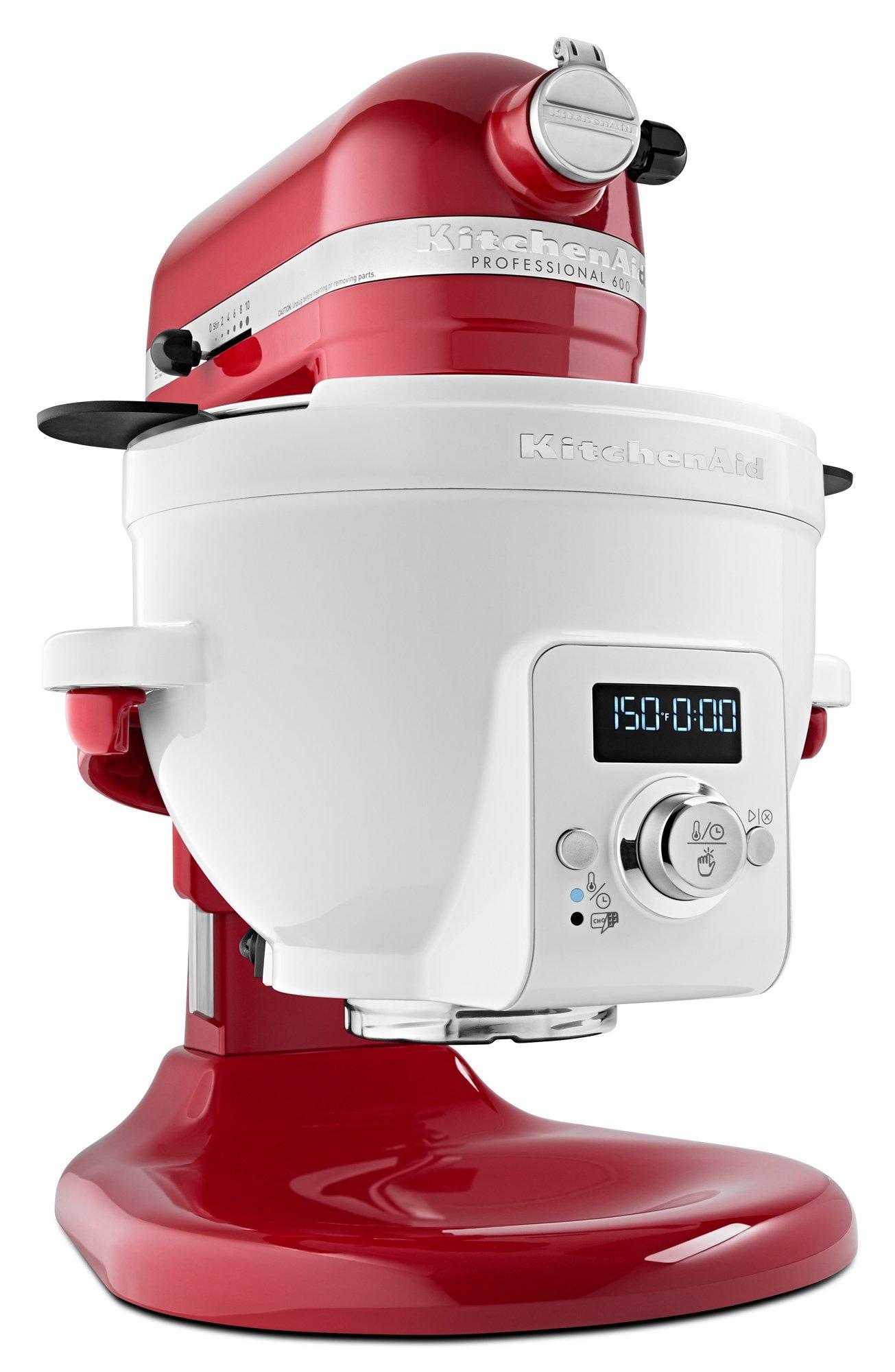 KitchenAid KSM1CBL Precise Heat Mixing Bowl For Bowl-Lift Stand Mixers by KitchenAid