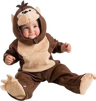 Disfraz o Pelele de Mono para bebés de 10 meses: Amazon.es ...