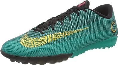Nike Mercurial Vapor X 12 Academy Cr7 TF Aj37, Chaussures de
