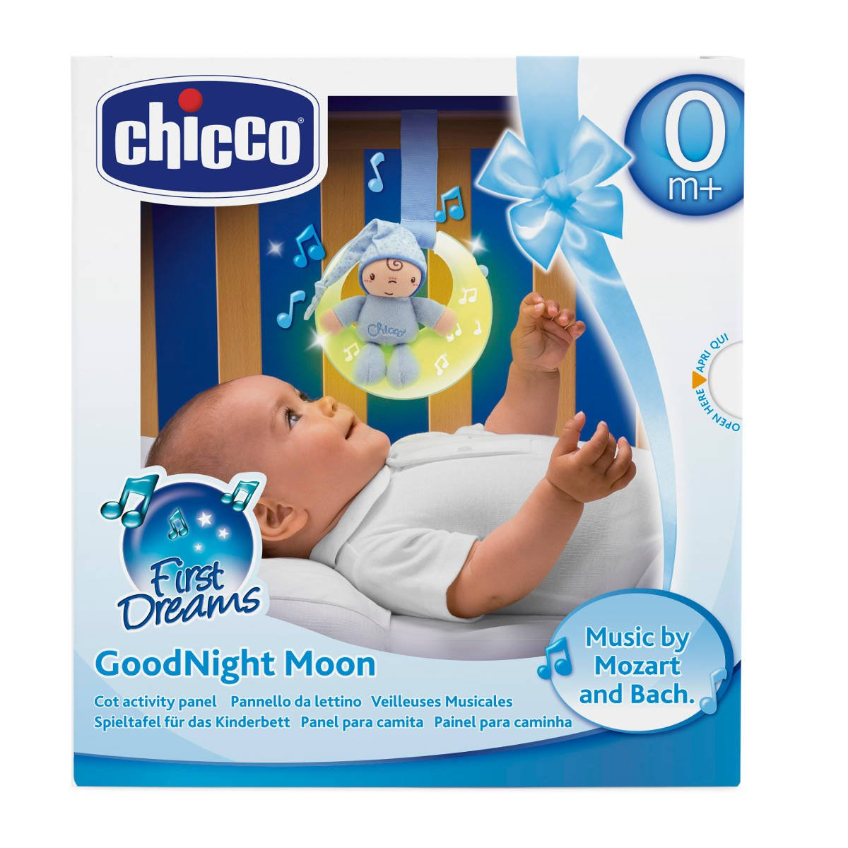 Rosa First Dream Goodnight Moon Gioco 24261 Chicco