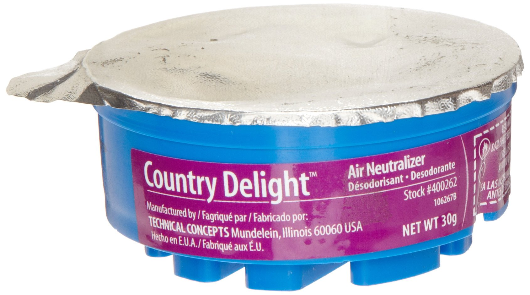 Rubbermaid Commercial Gel Refill with Country Delight Fragrance (FG400262A1)