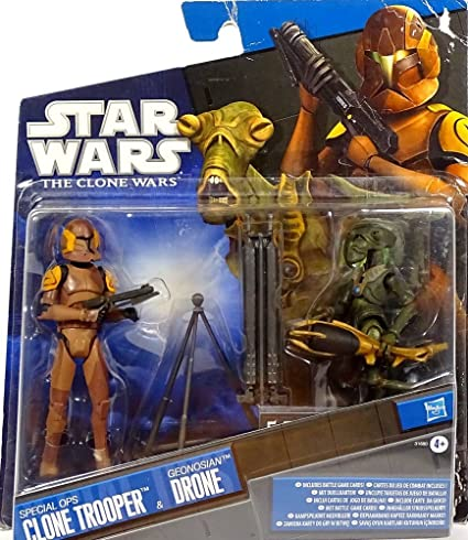 Amazon.com: Hasbro - Star Wars The Clone Wars assortiment ...