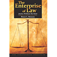 Enterprise of Law: Justice Without the State (English Edition)