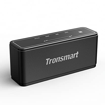 Tronsmart Mega TWS T3 Portable Bluetooth 4.0 40W Speaker with Built-in Mic Bluetooth Speakers at amazon