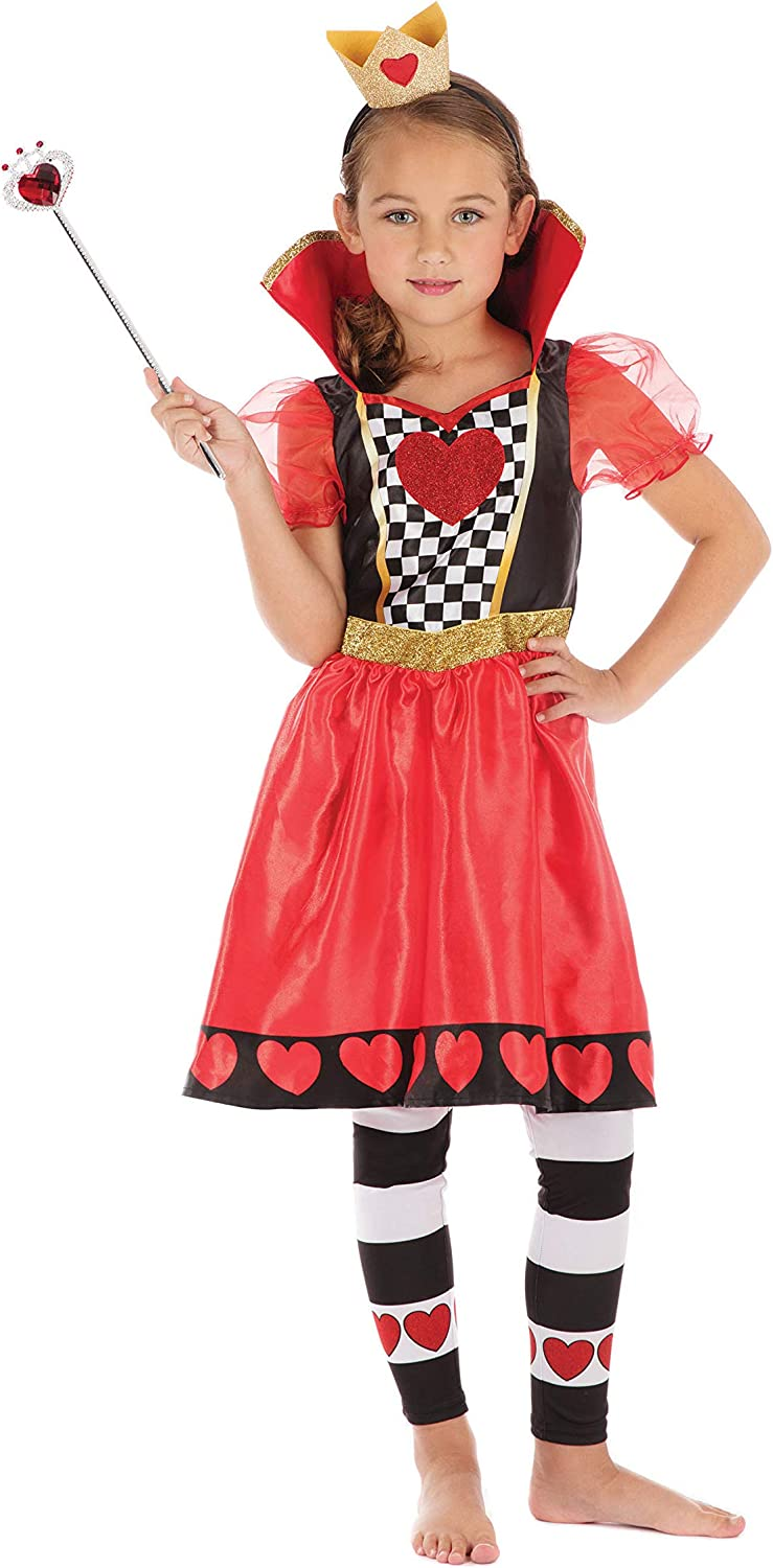 Bristol Novelty- Queen of Hearts (XL) Disfraz de Reina de ...