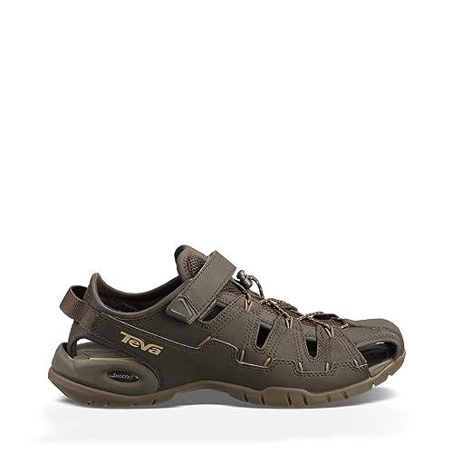 119364369850b Teva Men s Dozer 4 Hybrid Outdoor Shoe Green  Amazon.ca  Shoes ...