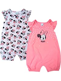 ba9874656444 Baby Girls One-Piece Rompers