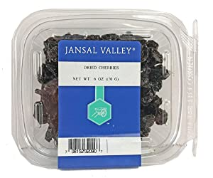 Jansal Valley Dried Cherries, 6 oz
