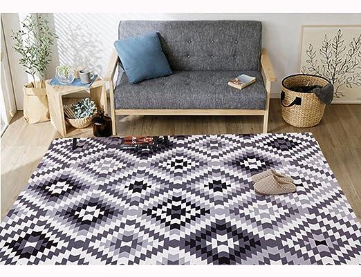 Amazon.de: Teppiche Wohnzimmer Nordischen Stil Rechteckigen ...