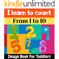 I learn to count from 1 to 10: counting book for toddlers